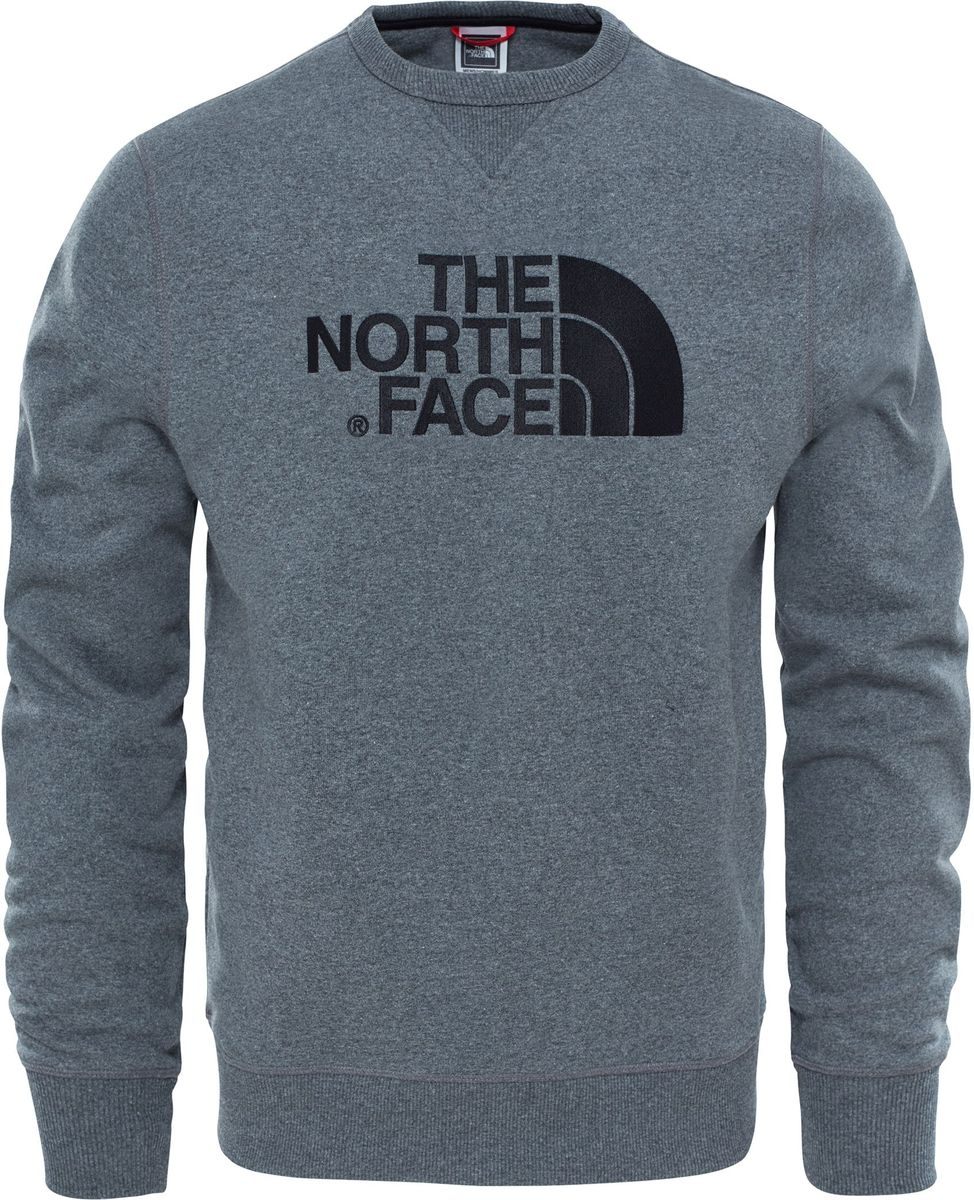 The North Face TNF Drew Peak Crew Mens Pullover Sweater Retro Draw ...