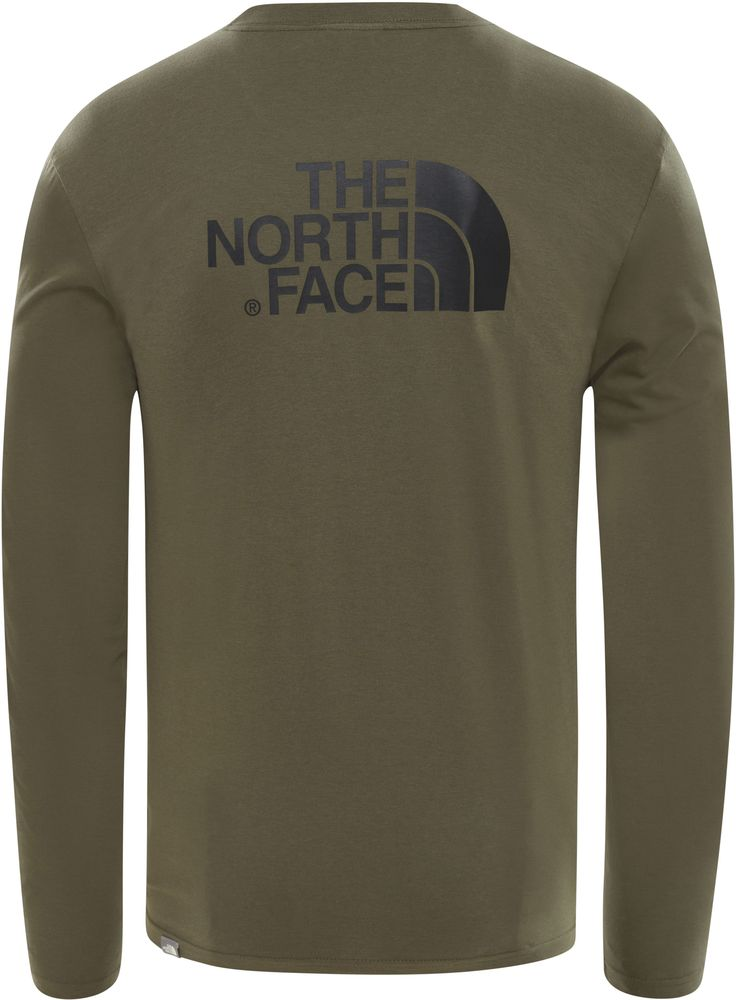 THE-NORTH-FACE-TNF-Easy-Cotton-Pullover-Long-Sleeve-Shirt-Mens-All-Size-New thumbnail 3