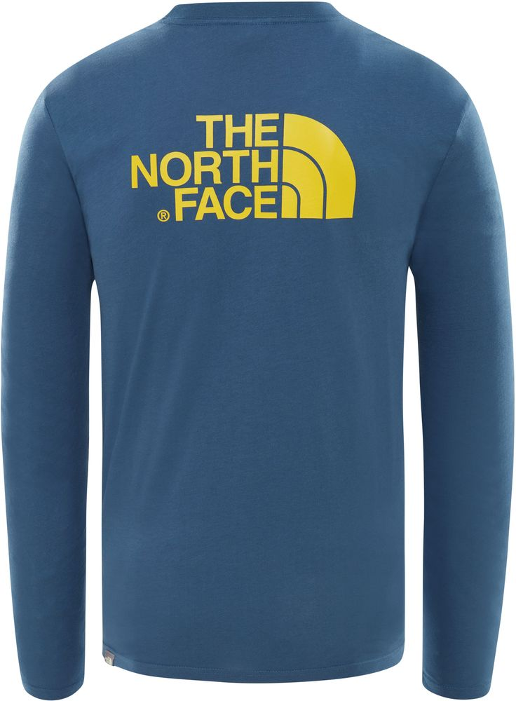 THE-NORTH-FACE-TNF-Easy-Cotton-Pullover-Long-Sleeve-Shirt-Mens-All-Size-New thumbnail 5