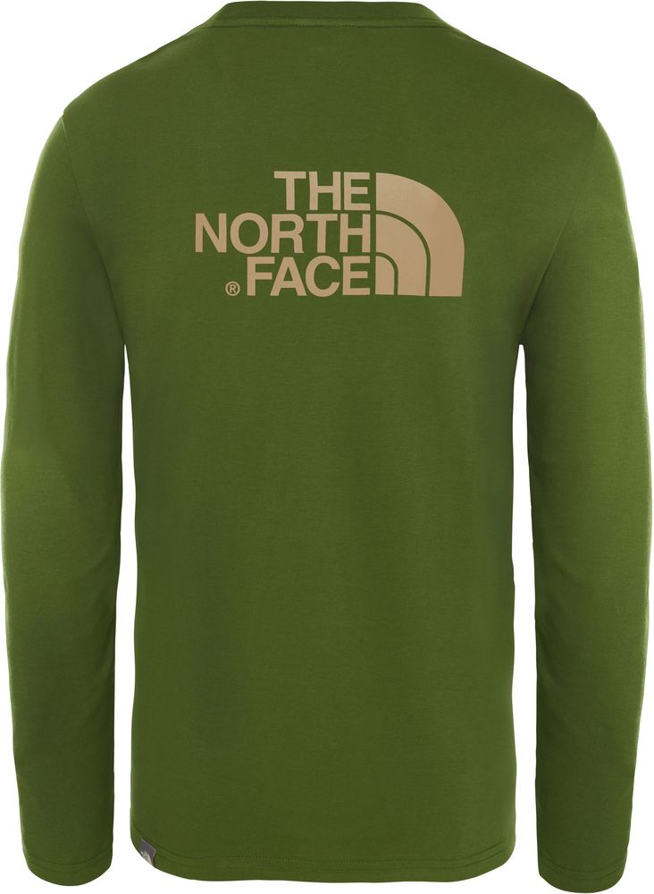THE-NORTH-FACE-TNF-Easy-Cotton-Pullover-Long-Sleeve-Shirt-Mens-All-Size-New thumbnail 7