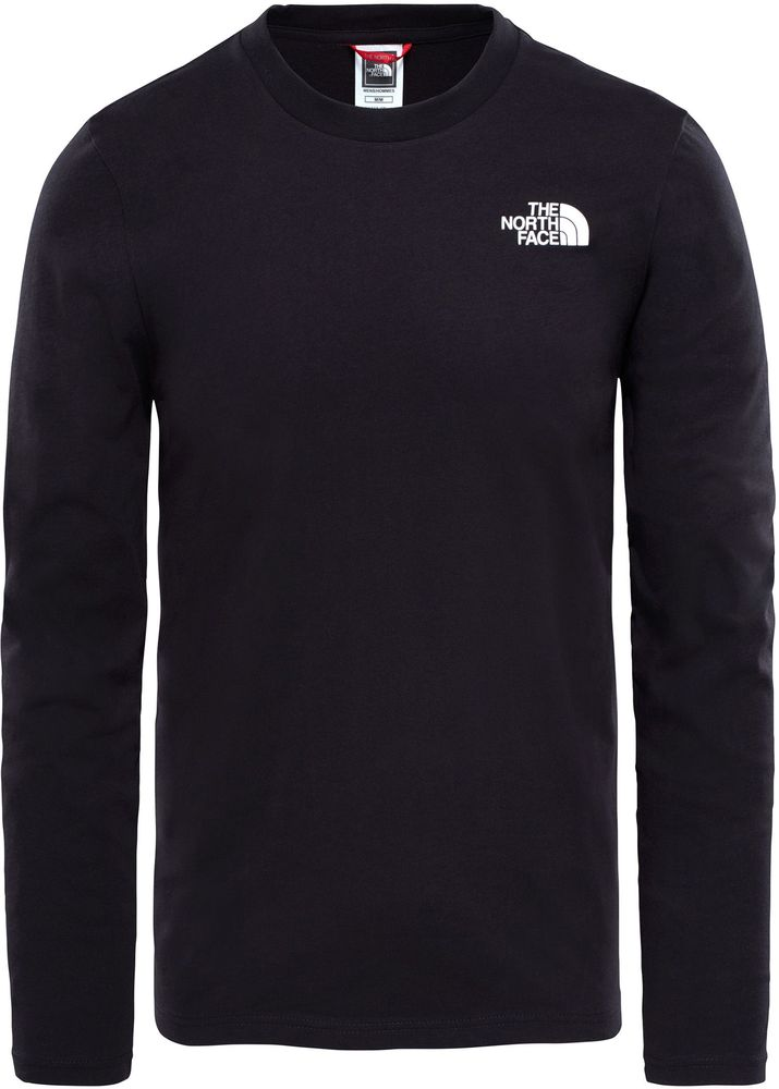 the north face tnf easy t92tx1jk3 pull over t shirt manches longues pour homme ebay. Black Bedroom Furniture Sets. Home Design Ideas