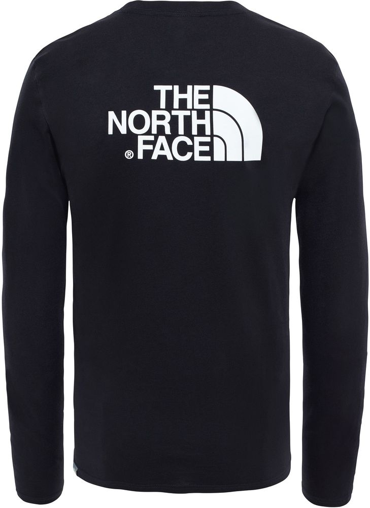 dda612a090add THE NORTH FACE TNF Easy T92TX1JK3 Pull-Over T-Shirt à Manches ...
