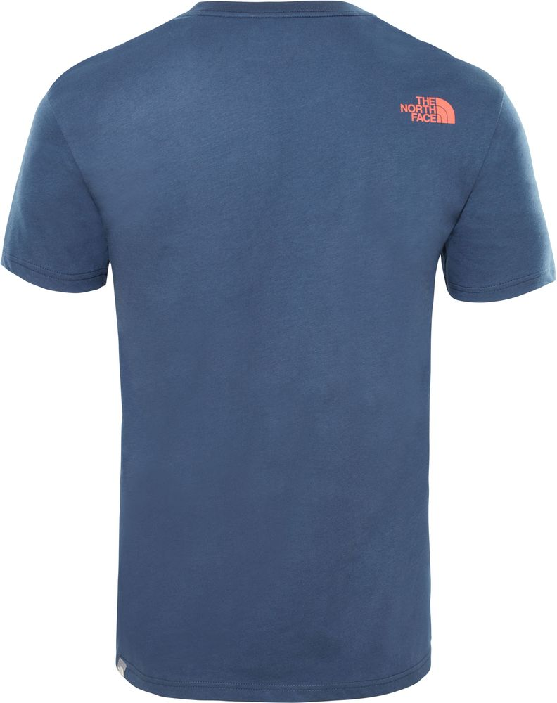 THE-NORTH-FACE-TNF-Easy-Cotton-T-Shirt-Short-Sleeve-Tee-Mens-New-All-Size thumbnail 7