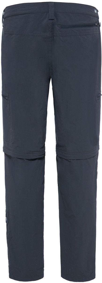 The-North-Face-TNF-exploracion-convertible-en-exteriores-excursiones-Pantalones-Pantalones-para miniatura 3