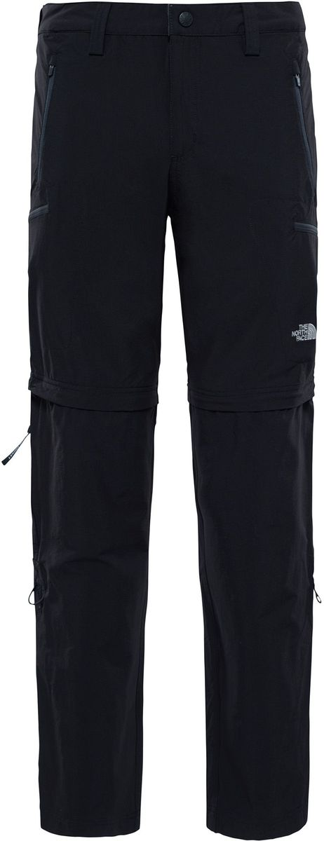 THE THE THE NORTH FACE TNF Exploration Convertible Outdoor Hiking Trousers Pants  Herren 8d2417