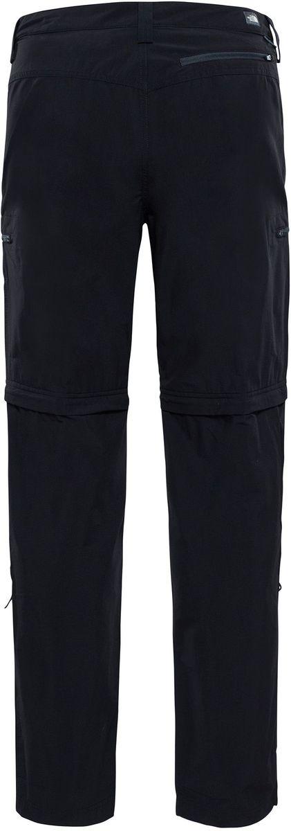 The-North-Face-TNF-exploracion-convertible-en-exteriores-excursiones-Pantalones-Pantalones-para miniatura 5