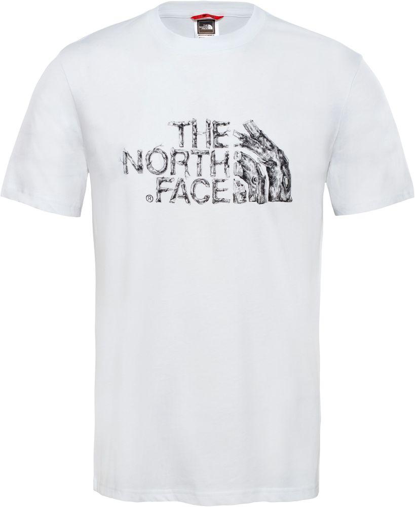 THE-NORTH-FACE-TNF-Flash-Coton-T-Shirt-Manches-Courtes-pour-Hommes-Nouveau miniature 8