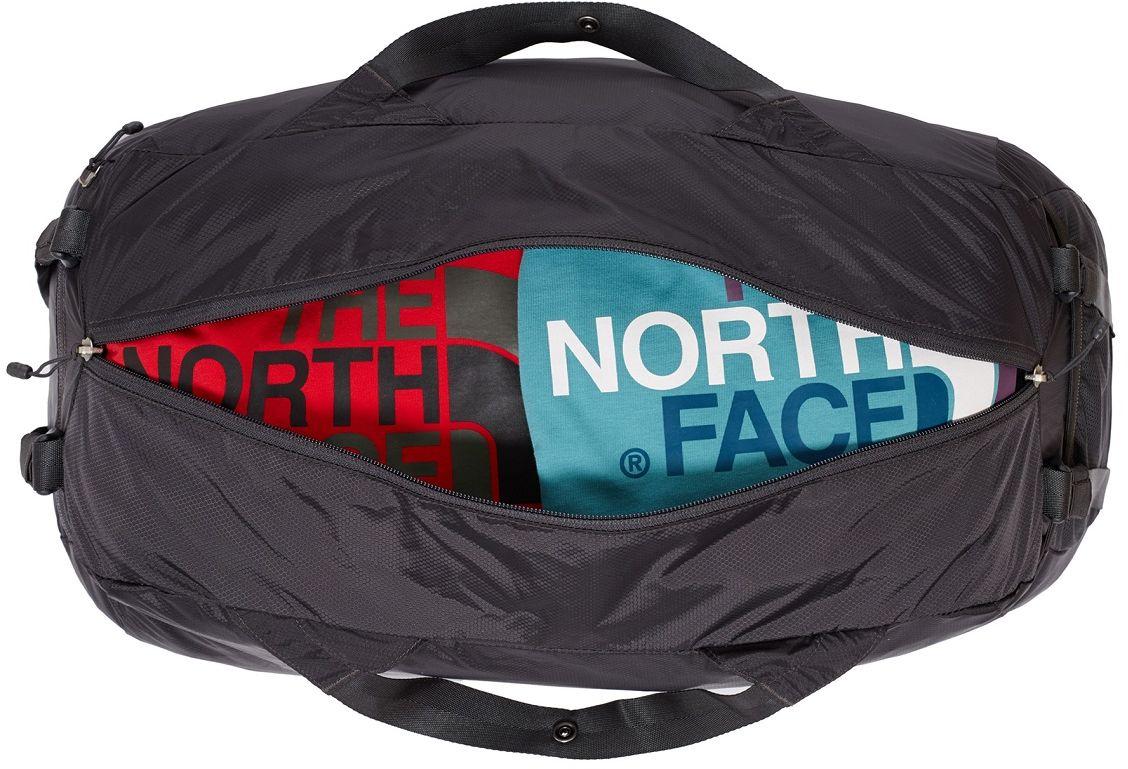 The-North-Face-Tnf-Flyweight-Duffel-Sac-de-voyage-Sac-de-Sport-Original-Nouveaute miniature 4