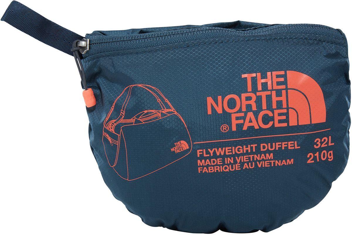 The-North-Face-Tnf-Flyweight-Duffel-Sac-de-voyage-Sac-de-Sport-Original-Nouveaute miniature 10