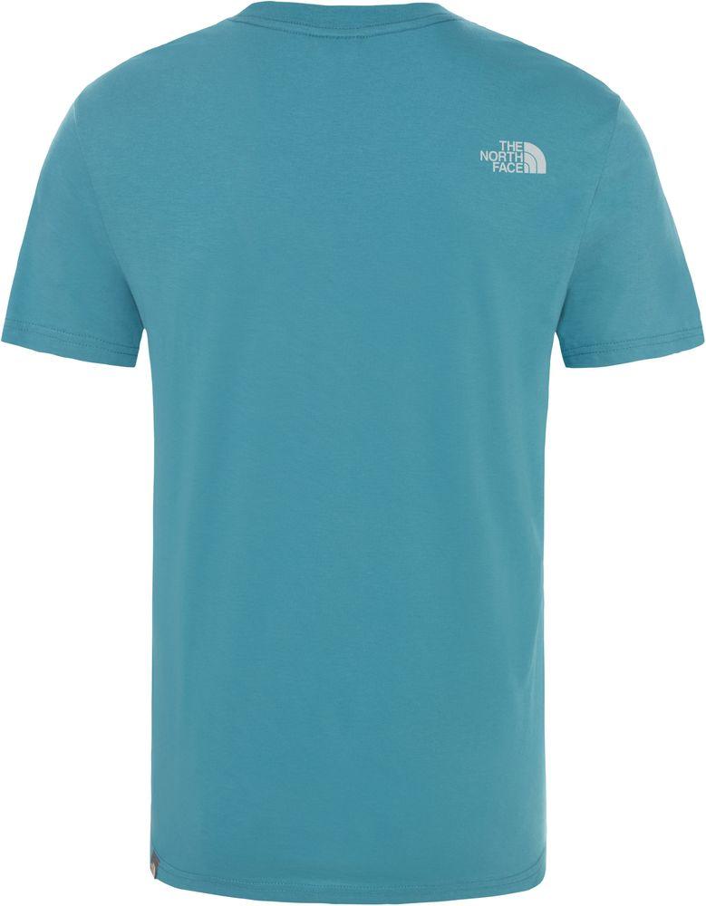 THE-NORTH-FACE-TNF-Great-Peak-Coton-T-Shirt-Manches-Courtes-pour-Hommes-Nouveau miniature 3