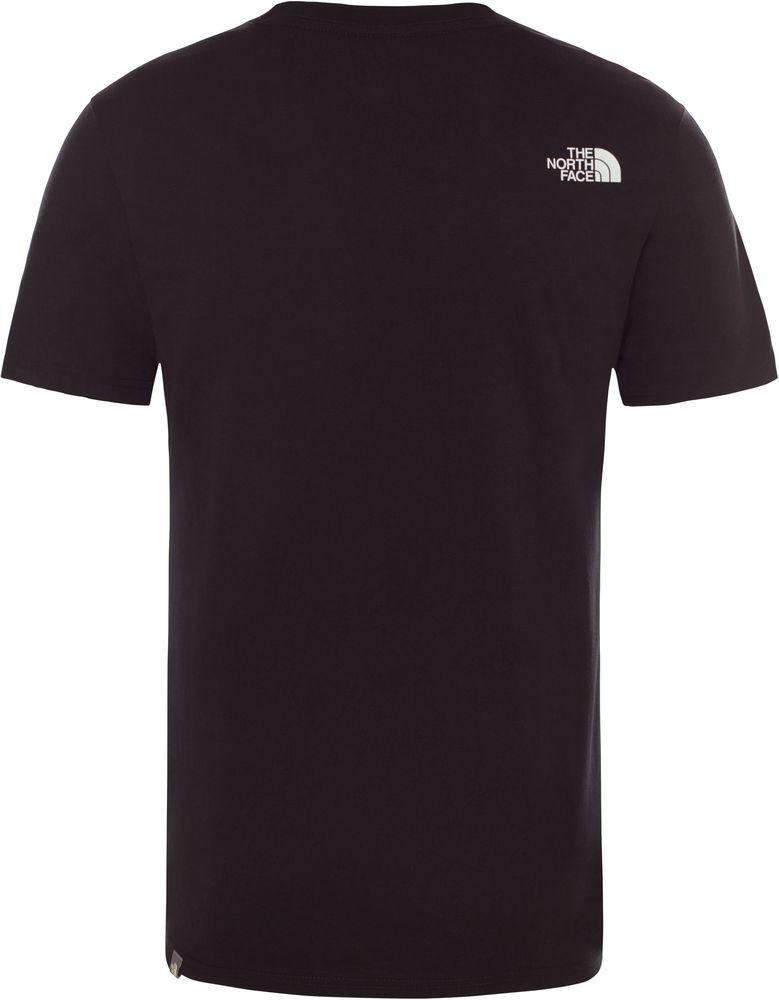 THE-NORTH-FACE-TNF-Great-Peak-Coton-T-Shirt-Manches-Courtes-pour-Hommes-Nouveau miniature 7