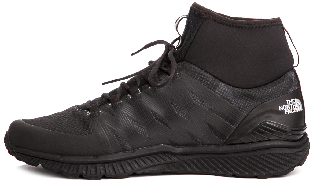 The-North-Face-Litewave-Ampere-II-HC-Camo-Mens-Athletic-Sneakers-Shoes-Trainers thumbnail 4