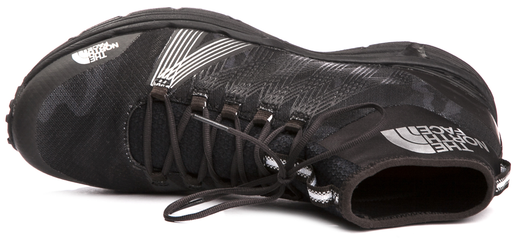 The-North-Face-Litewave-Ampere-II-HC-Camo-Mens-Athletic-Sneakers-Shoes-Trainers thumbnail 5