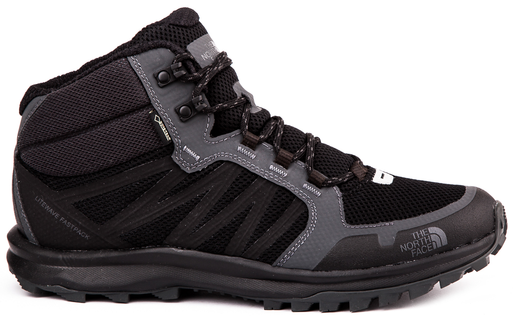 The North Face Litewave Fastpack Mid Gore-Tex Mens ...