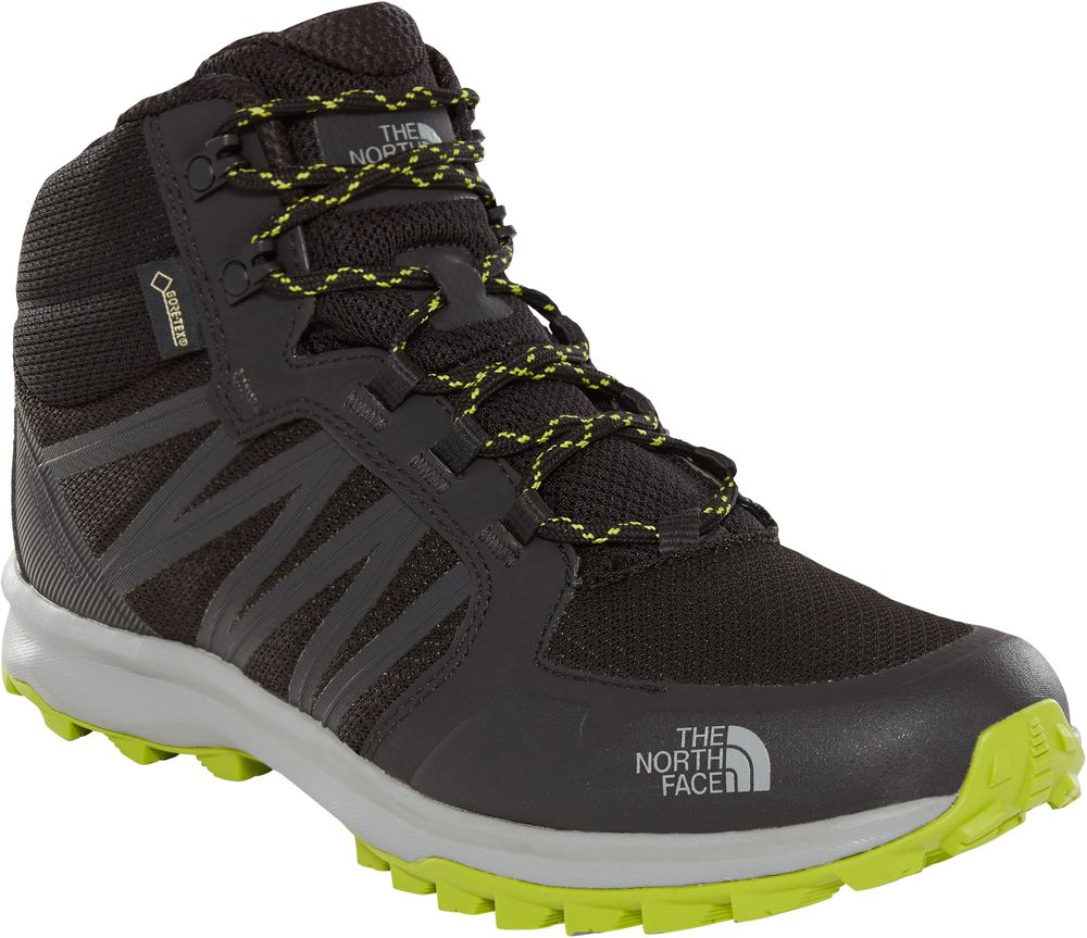 THE NORTH FACE Litewave FP Mid Gore-Tex Outdoor Hiking Hiking Hiking Trekking Stiefel Schuhes  Herren 8f08de