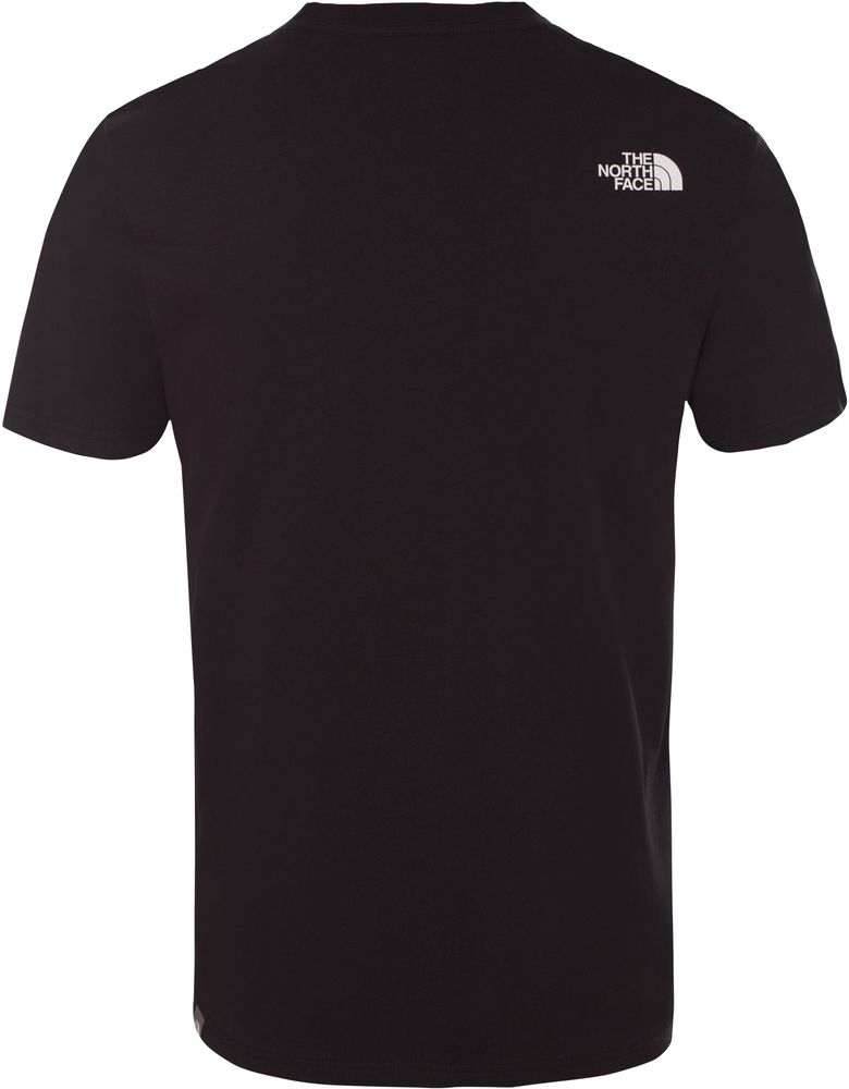 THE-NORTH-FACE-TNF-Mountain-Line-Coton-T-Shirt-Manches-Courtes-Hommes-Nouveau miniature 11