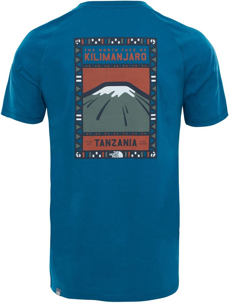 THE-NORTH-FACE-TNF-North-Faces-Coton-T-Shirt-Manches-Courtes-Hommes-Nouveau miniature 5