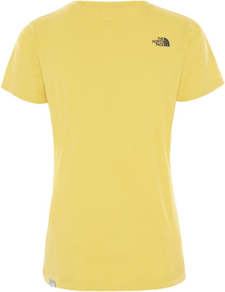 miniature 5 - THE-NORTH-FACE-NSE-Decontracte-Coton-T-Shirt-Manches-Courtes-Femmes-Nouveau