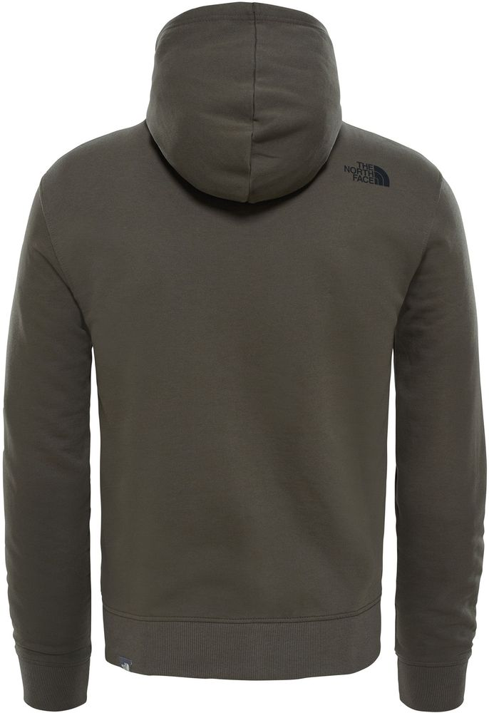 THE-NORTH-FACE-TNF-Open-Gate-Light-de-Randonnee-Sweat-a-Capuche-pour-Hommes miniature 3