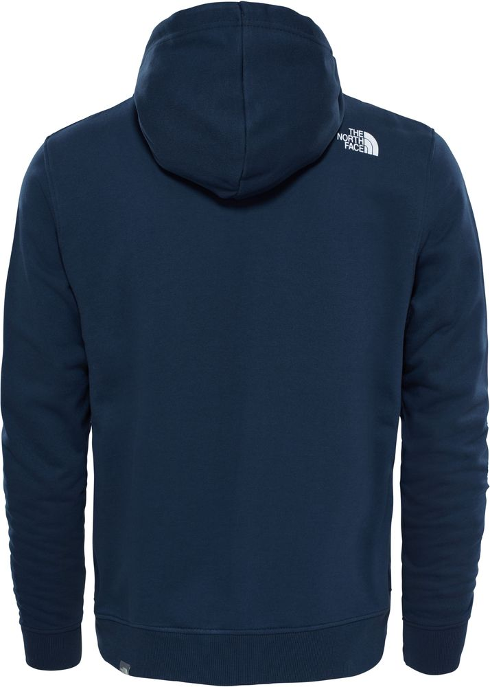 THE-NORTH-FACE-TNF-Open-Gate-Light-de-Randonnee-Sweat-a-Capuche-pour-Hommes miniature 7