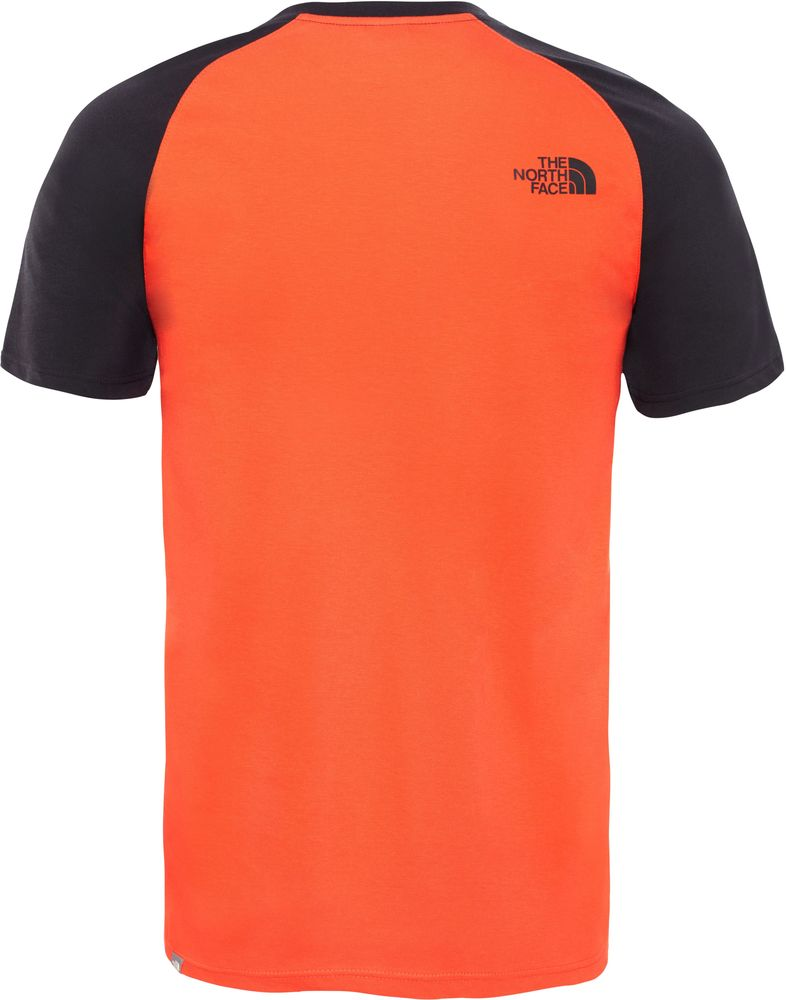 THE-NORTH-FACE-TNF-Raglan-Easy-Cotton-T-Shirt-Short-Sleeve-Tee-Mens-New-All-Size thumbnail 3
