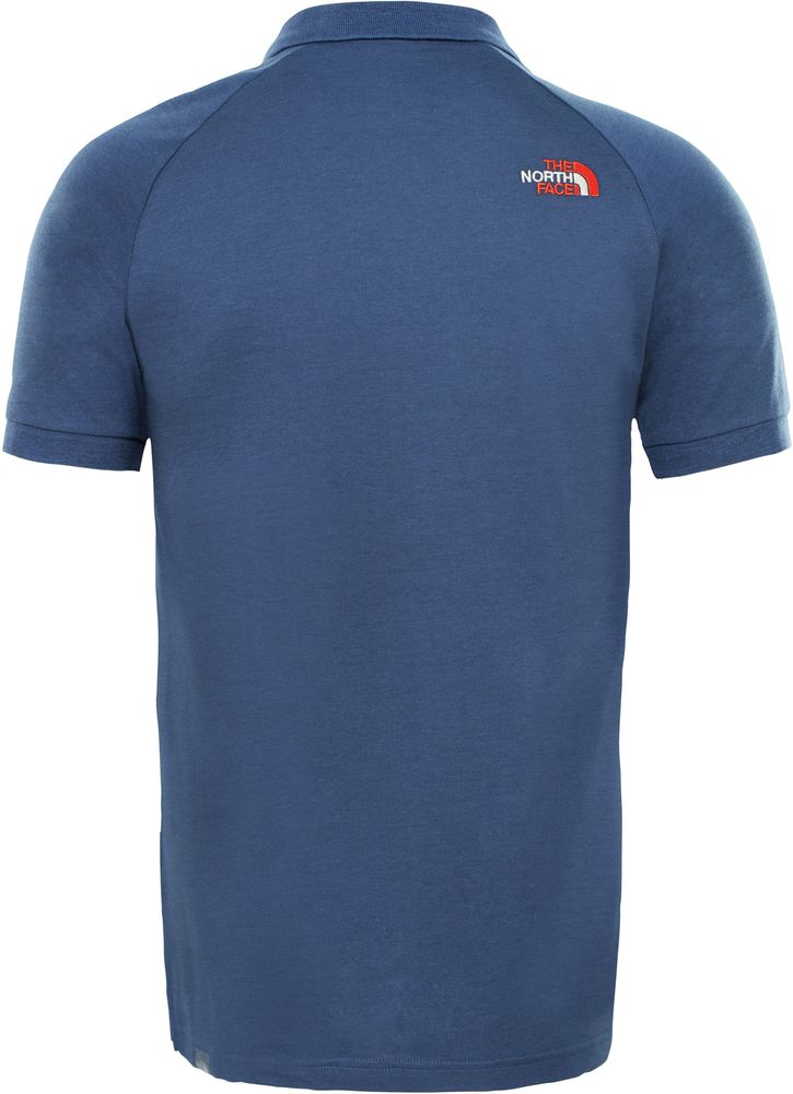 THE-NORTH-FACE-TNF-Raglan-Jersey-T-Shirt-Manches-Courtes-Polo-pour-Hommes miniature 5