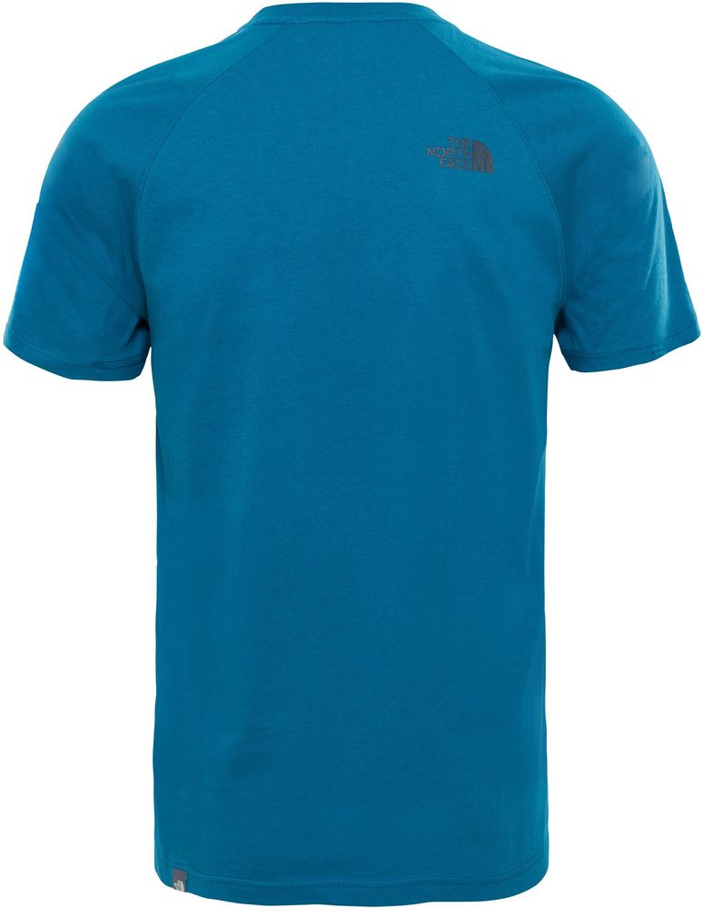 THE-NORTH-FACE-TNF-Raglan-Red-Box-T-Shirt-Short-Sleeve-Tee-Mens-New-All-Size thumbnail 7
