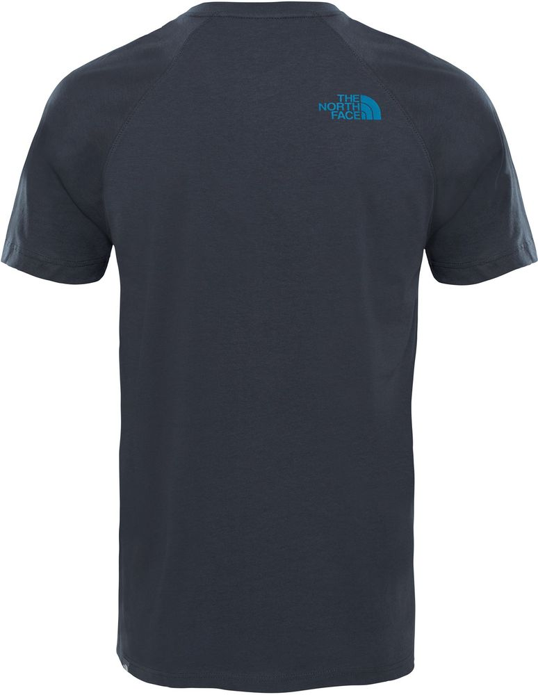 ff85a96412c8 THE NORTH FACE TNF Raglan Simple Dome Cotton T-Shirt Short Sleeve ...