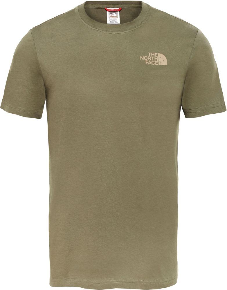THE-NORTH-FACE-TNF-Redbox-Celebration-Cotton-T-Shirt-Short-Sleeve-Tee-Mens-New thumbnail 2