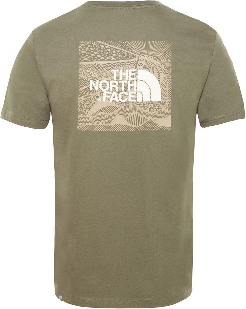 THE-NORTH-FACE-TNF-Redbox-Celebration-Cotton-T-Shirt-Short-Sleeve-Tee-Mens-New thumbnail 3