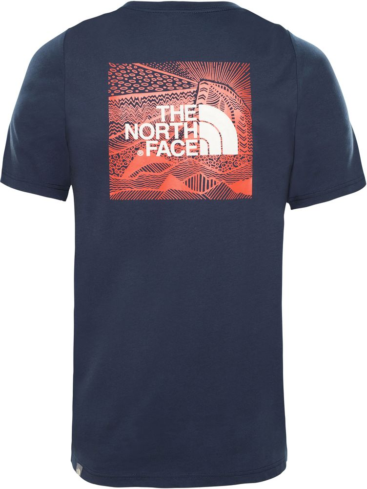 THE-NORTH-FACE-TNF-Redbox-Celebration-Cotton-T-Shirt-Short-Sleeve-Tee-Mens-New thumbnail 5