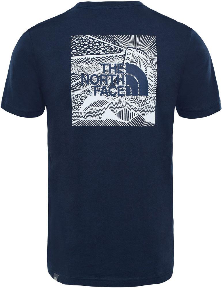 THE-NORTH-FACE-TNF-Redbox-Celebration-Cotton-T-Shirt-Short-Sleeve-Tee-Mens-New thumbnail 7