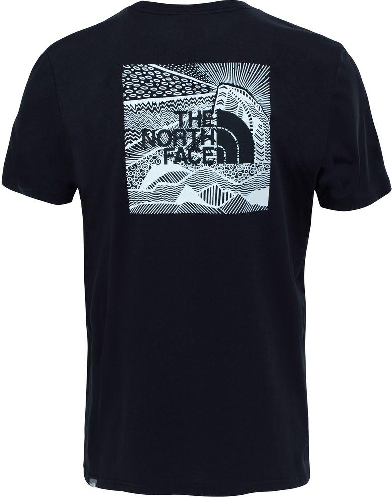 THE-NORTH-FACE-TNF-Redbox-Celebration-Cotton-T-Shirt-Short-Sleeve-Tee-Mens-New thumbnail 9