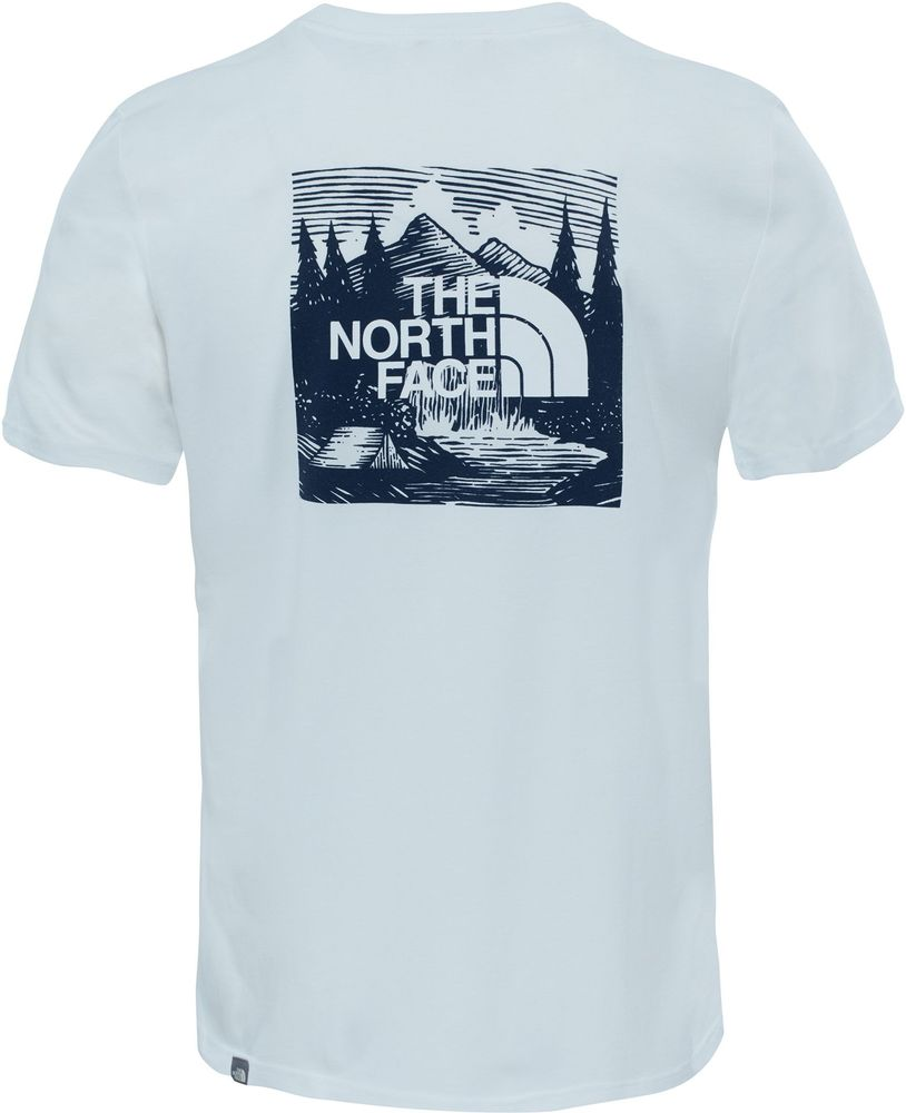 THE-NORTH-FACE-TNF-Redbox-Celebration-Cotton-T-Shirt-Short-Sleeve-Tee-Mens-New thumbnail 11