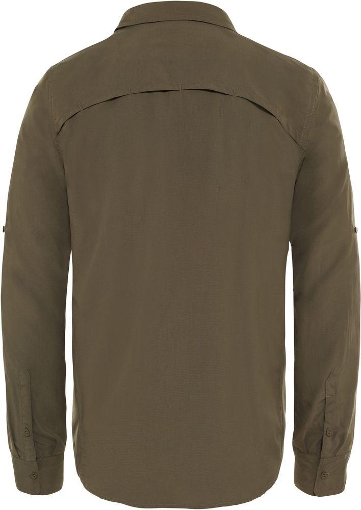 Indexbild 3 - THE NORTH FACE Sequoia Outdoor Wanderhemd Freizeithemd Langarmhemd Hemd Herren