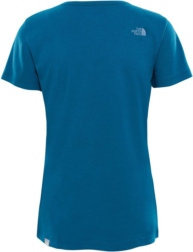The-North-Face-TNF-simple-cupula-de-Algodon-Camiseta-de-manga-corta-camiseta-para-mujer-Todas-las miniatura 5
