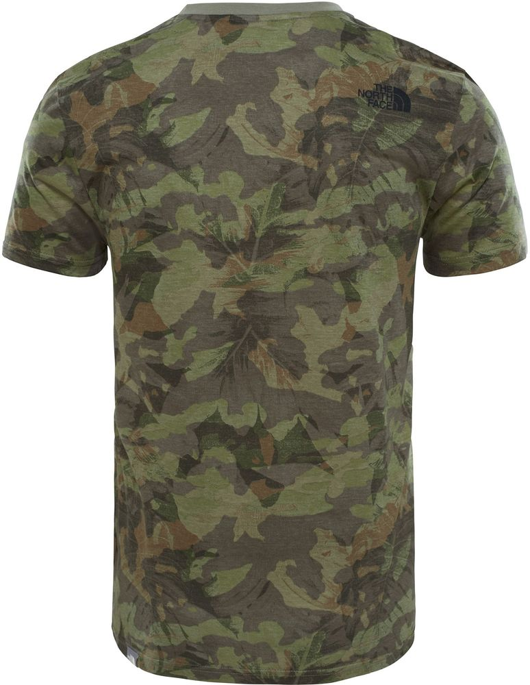 THE-NORTH-FACE-TNF-Simple-Dome-Cotton-T-Shirt-Short-Sleeve-Tee-Mens-New-All-Size thumbnail 3