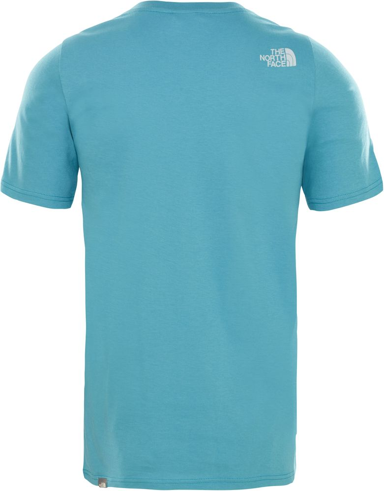 THE-NORTH-FACE-TNF-Simple-Dome-Cotton-T-Shirt-Short-Sleeve-Tee-Mens-New-All-Size thumbnail 5