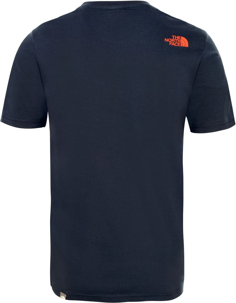 THE-NORTH-FACE-TNF-Simple-Dome-Cotton-T-Shirt-Short-Sleeve-Tee-Mens-New-All-Size thumbnail 11