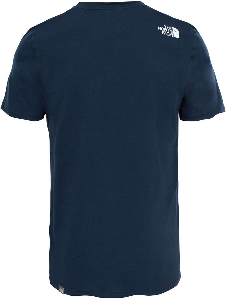 THE-NORTH-FACE-TNF-Simple-Dome-Cotton-T-Shirt-Short-Sleeve-Tee-Mens-New-All-Size thumbnail 25