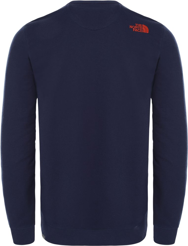 Details about THE NORTH FACE TNF Street Fleece Outdoor Sweatshirt Pullover Mens All Size New