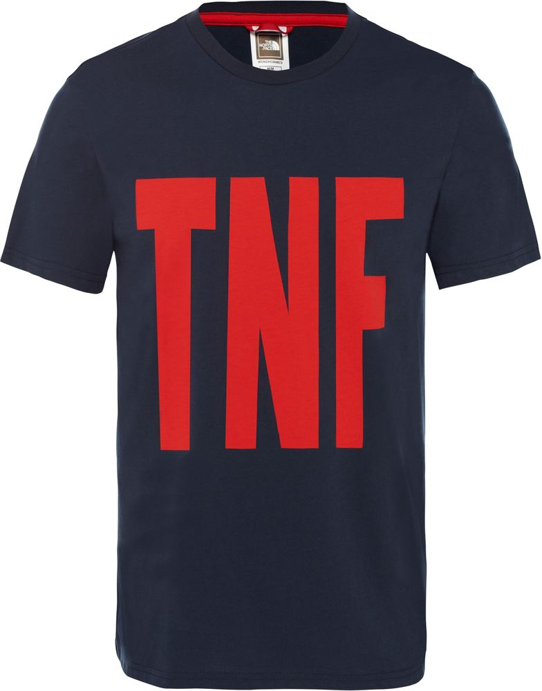 THE-NORTH-FACE-TNF-Outdoor-Cotton-T-Shirt-Short-Sleeve-Tee-Mens-All-Size-New thumbnail 2