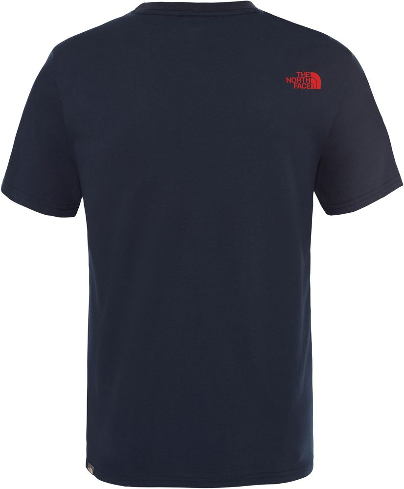THE-NORTH-FACE-TNF-Outdoor-Cotton-T-Shirt-Short-Sleeve-Tee-Mens-All-Size-New thumbnail 3