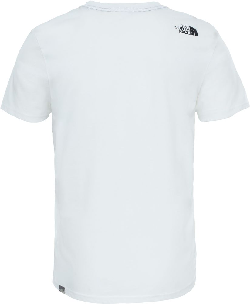 THE-NORTH-FACE-TNF-Outdoor-Cotton-T-Shirt-Short-Sleeve-Tee-Mens-All-Size-New thumbnail 5