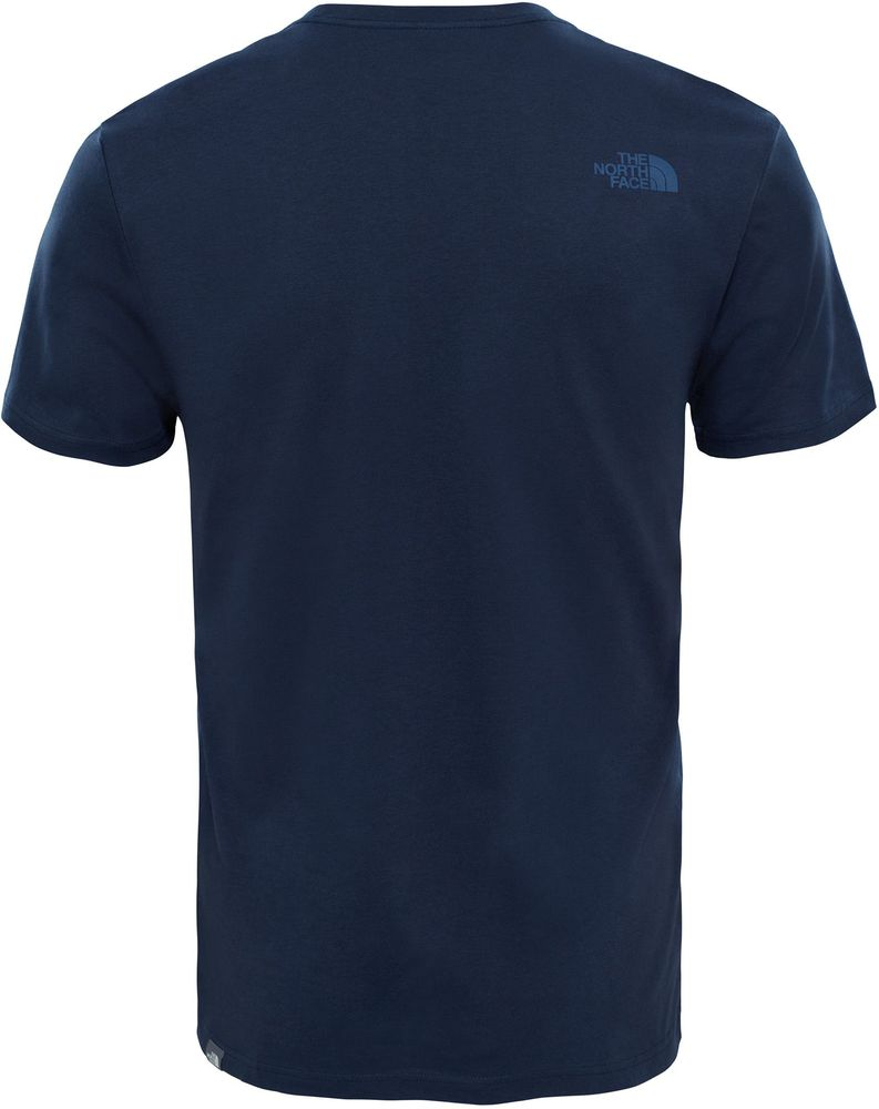 THE-NORTH-FACE-TNF-Woodcut-Dome-Cotton-T-Shirt-Short-Sleeve-Tee-Mens-New thumbnail 3